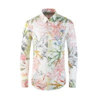 Armani Shirts Long Sleeved Polo For Men #809002