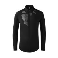 Dolce & Gabbana D&G Shirts Long Sleeved Polo For Men #809254