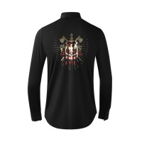 Givenchy Shirts Long Sleeved Polo For Men #809261