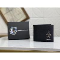 Prada AAA Man Wallets #809745