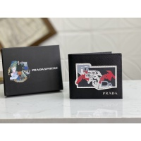 Prada AAA Man Wallets #809746