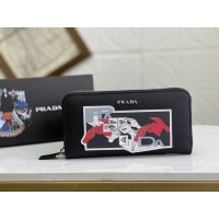 Prada AAA Man Wallets #809753