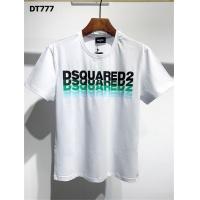 Dsquared T-Shirts Short Sleeved O-Neck For Men #810041