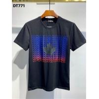 Dsquared T-Shirts Short Sleeved O-Neck For Men #810046