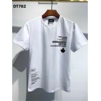 Dsquared T-Shirts Short Sleeved O-Neck For Men #810048