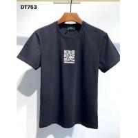 Dsquared T-Shirts Short Sleeved O-Neck For Men #810051