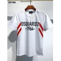 Dsquared T-Shirts Short Sleeved O-Neck For Men #810052