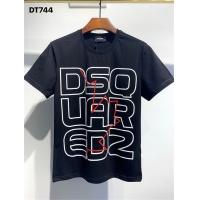Dsquared T-Shirts Short Sleeved O-Neck For Men #810055