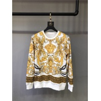 Versace Hoodies Long Sleeved O-Neck For Unisex #810081