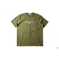 Givenchy T-Shirts Short Sleeved O-Neck For Men #810295