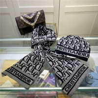 Christian Dior Scarf & Hat Set #810563