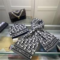 Christian Dior Scarf & Hat Set #810564
