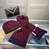 Christian Dior Scarf & Hat Set #810565
