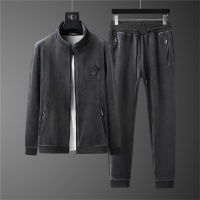 Versace Tracksuits Long Sleeved Zipper For Men #810576