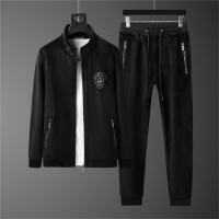 Versace Tracksuits Long Sleeved Zipper For Men #810577