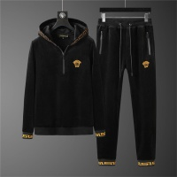 Versace Tracksuits Long Sleeved Zipper For Men #810585