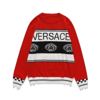 Versace Hoodies Long Sleeved O-Neck For Men #810627