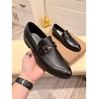 Ferragamo Salvatore FS Leather Shoes For Men #811718