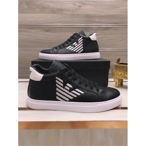 Cheap Armani Casual Shoes For Men #812074 Replica Wholesale [$82.00 USD] [W#812074] on Replica Armani Casual Shoes