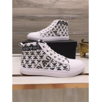 Armani High Tops Shoes For Men #812068