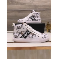 Armani High Tops Shoes For Men #812070