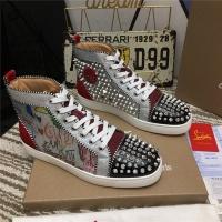 Christian Louboutin High Tops Shoes For Women #812837