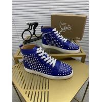 Christian Louboutin High Tops Shoes For Men #812850