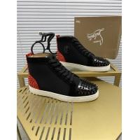 Christian Louboutin High Tops Shoes For Men #812851