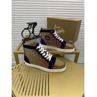 Christian Louboutin High Tops Shoes For Men #812853