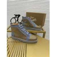 Christian Louboutin High Tops Shoes For Women #812865