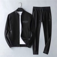 Armani Tracksuits Long Sleeved Zipper For Men #814107