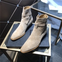 Yves Saint Laurent Boots For Men #814241