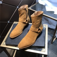 Yves Saint Laurent Boots For Men #814242