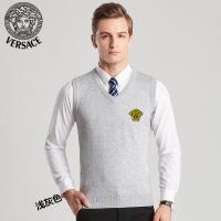 Versace Sweaters Sleeveless V-Neck For Men #814404