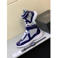 Prada High Tops Shoes For Men #815294