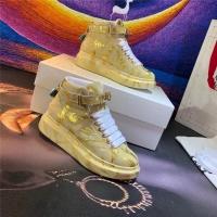 Alexander McQueen High Tops Shoes For Women #815356