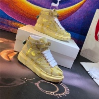Alexander McQueen High Tops Shoes For Men #815415