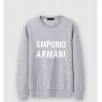 Armani Hoodies Long Sleeved O-Neck For Men #816399