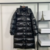 Moncler Down Feather Coat Long Sleeved Zipper For Unisex #818527