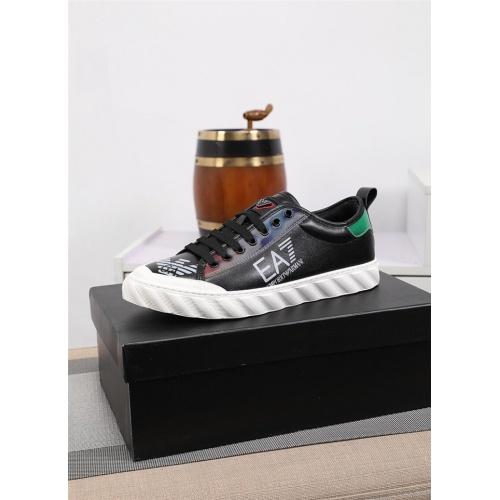 Cheap Armani Casual Shoes For Men #821071 Replica Wholesale [$76.00 USD] [W#821071] on Replica Armani Casual Shoes