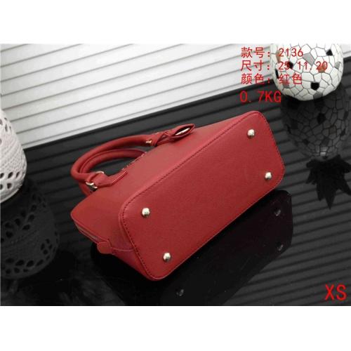 Cheap Prada Handbags For Women #823206 Replica Wholesale [$39.00 USD] [W#823206] on Replica Prada Handbags