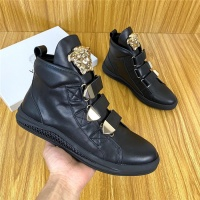 Versace High Tops Shoes For Men #820081