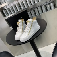 Giuseppe Zanotti High Tops Shoes For Men #821429