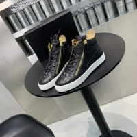 Giuseppe Zanotti High Tops Shoes For Men #821430