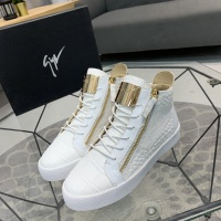 Giuseppe Zanotti High Tops Shoes For Men #821431