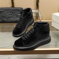 Alexander McQueen High Tops Shoes For Men #823594