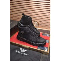 Armani High Tops Shoes For Men #824223