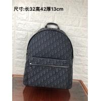 Christian Dior AAA Man Backpacks #824414