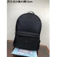 Prada AAA Man Backpacks #824418