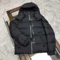 Moncler Down Feather Coat Long Sleeved Zipper For Men #824713